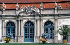 Orangerie im Schlossgarten Erlangen