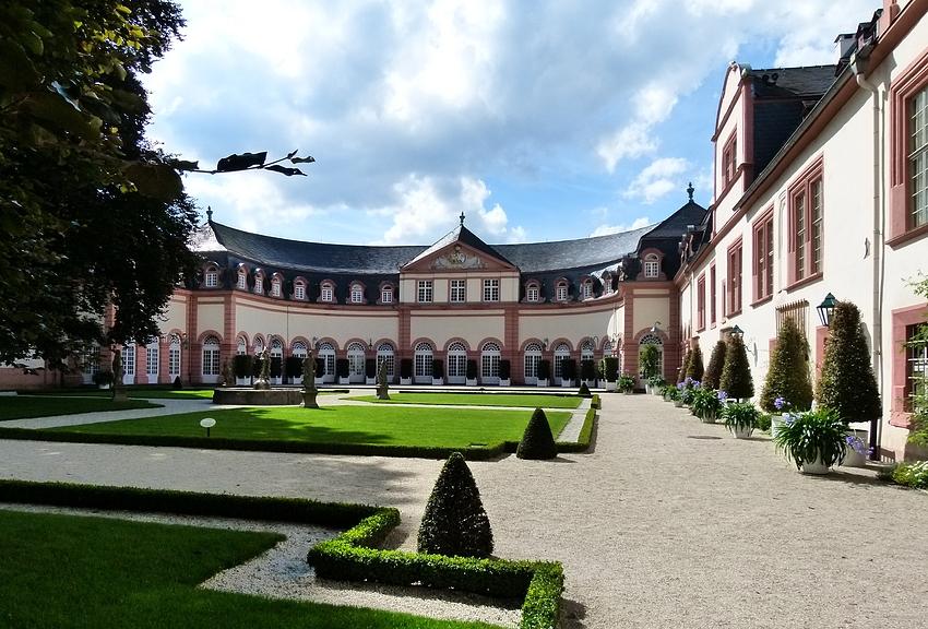 ...Orangerie - Weilburg...