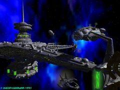 Orbitale Wachstation
