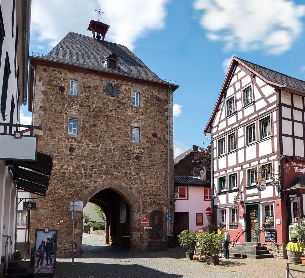 Orchheimer Tor in Bad Münstereifel