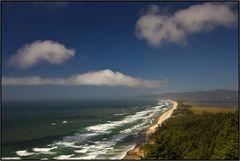 Oregon   coastlines  