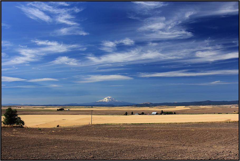 Oregon | wide skies |