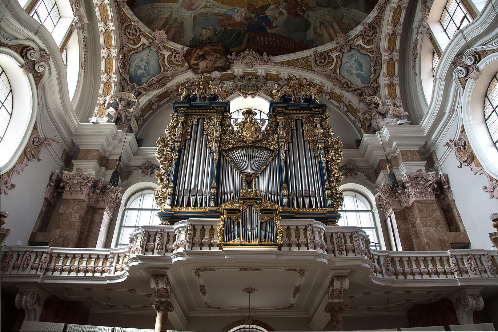 Organo Catedral de Innsbruck