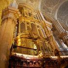 Organo Catedral de Málaga
