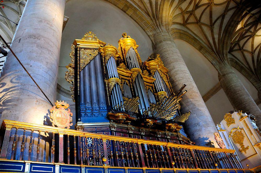 Organo Monasterio de Yuso