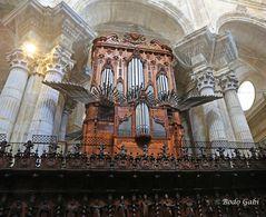 Orgel 2 der Catedral Nueva