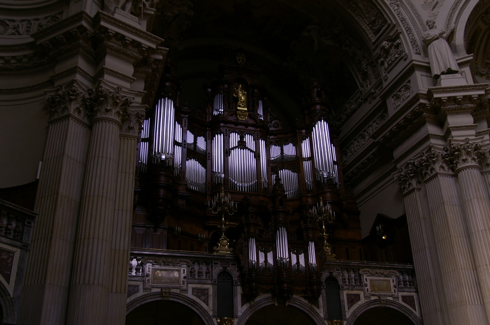 Orgel aus dem Berliner Dom