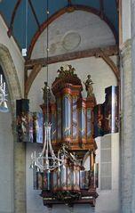 Orgel der Abteikirche ...