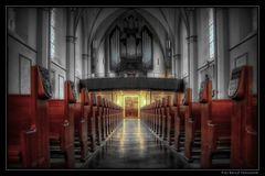Orgel der Christus- und Garnisonkirche Wilhelmshaven