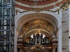 Orgel der Karlskirche