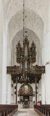 Orgel der Marienkirche in Danzig
