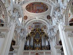 Orgel des Domes in Passau
