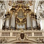 Orgel des Doms St.Stephan in Passau