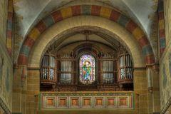 Orgel des Kaiserdoms zu Königslutter
