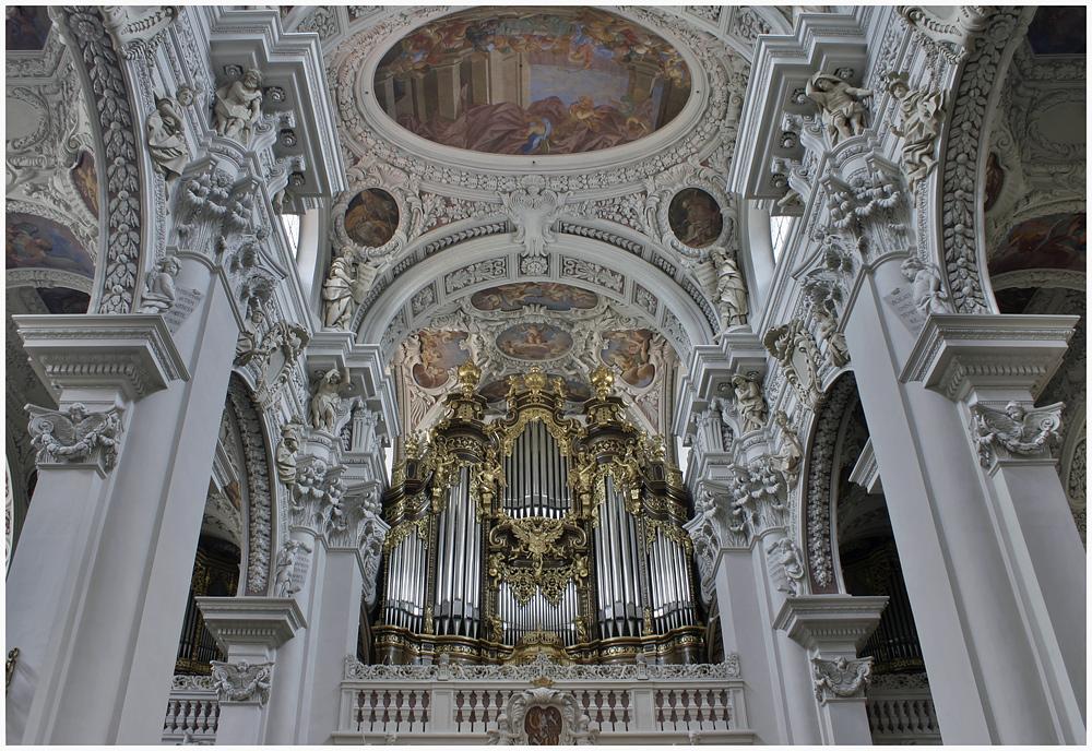 Orgel des Passauer Dom