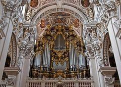Orgel des Passauer Doms