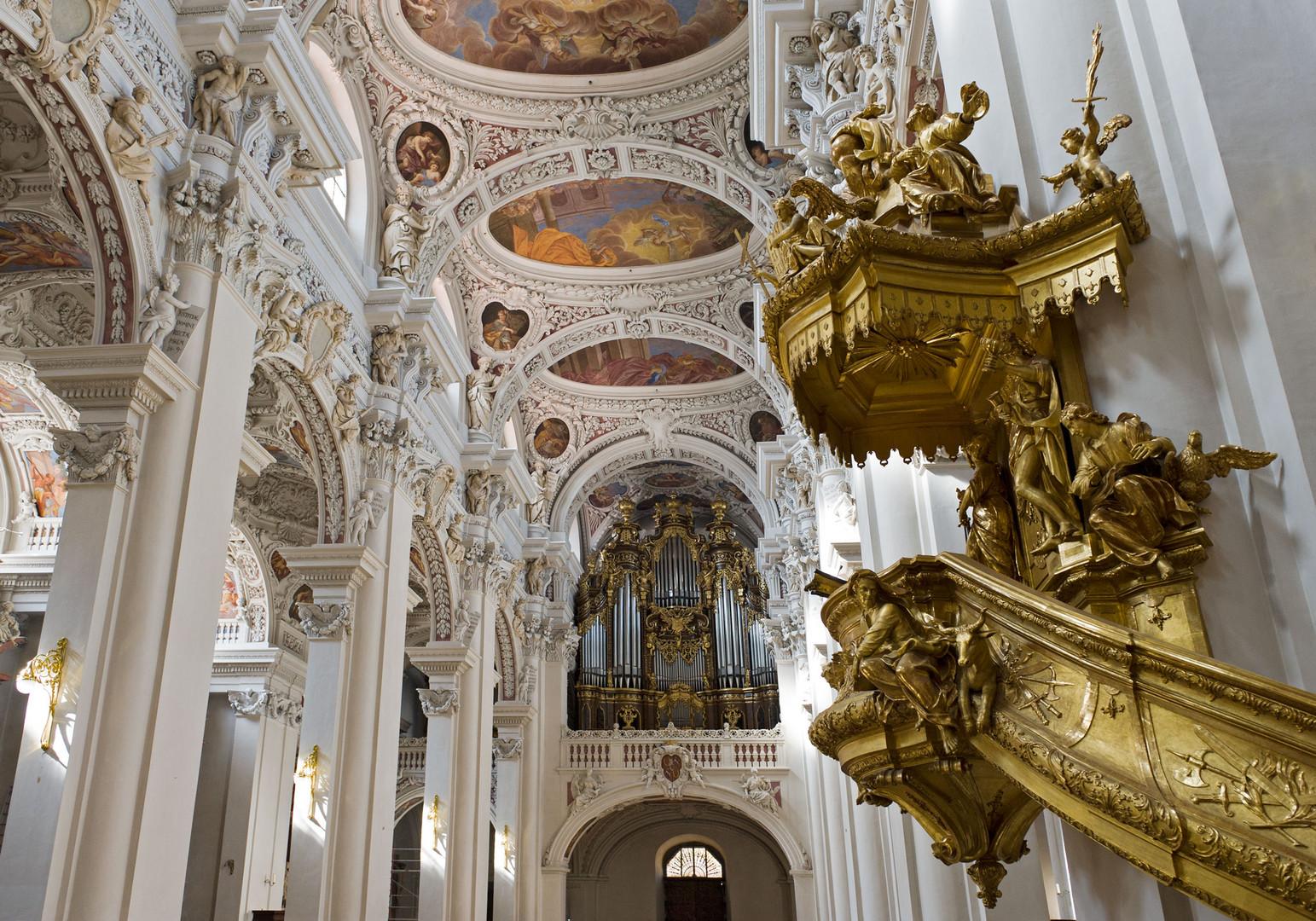 Passauer Orgel