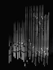 Orgel im Raum