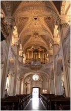 Orgel in der Andreaskirche in Düsseldorf