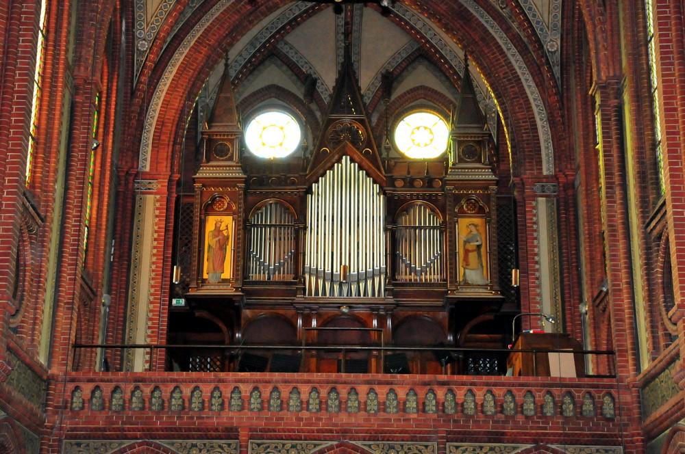 orgel in der bergkirche foto bild architektur stilepochen klassizismus bilder auf. Black Bedroom Furniture Sets. Home Design Ideas