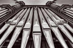 orgel in der nikolaikirche