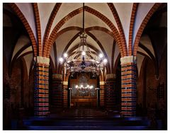 Orgel in der Unterkirche