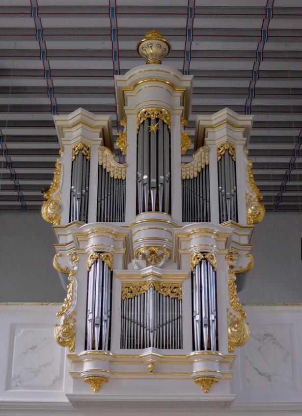 Orgel in St . Katharina