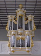 Orgel in St . Katharina