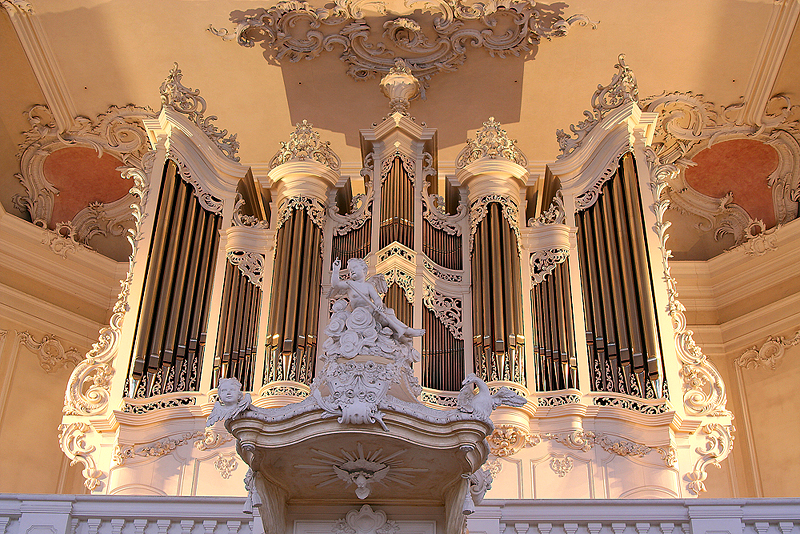 Orgel Ludwigskirche Saarbrücken Saarland