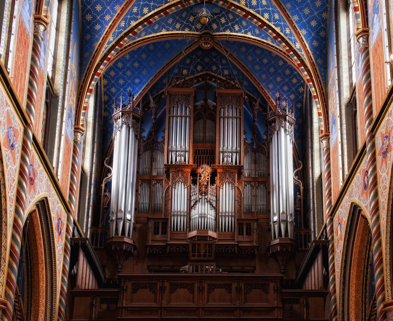 Orgel Marienbasilika Kevelaer