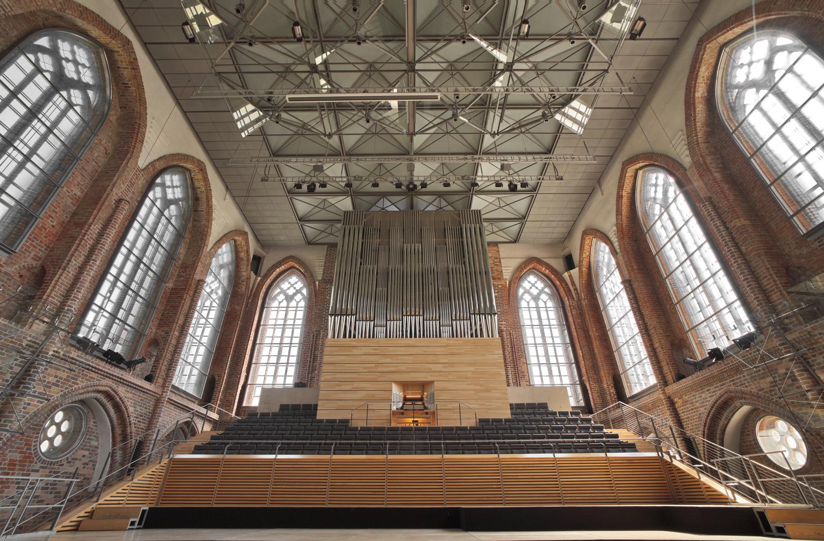 Orgel Neubau 2017