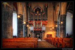 Orgel Pfarrkirche St. Remigius Viersen ...