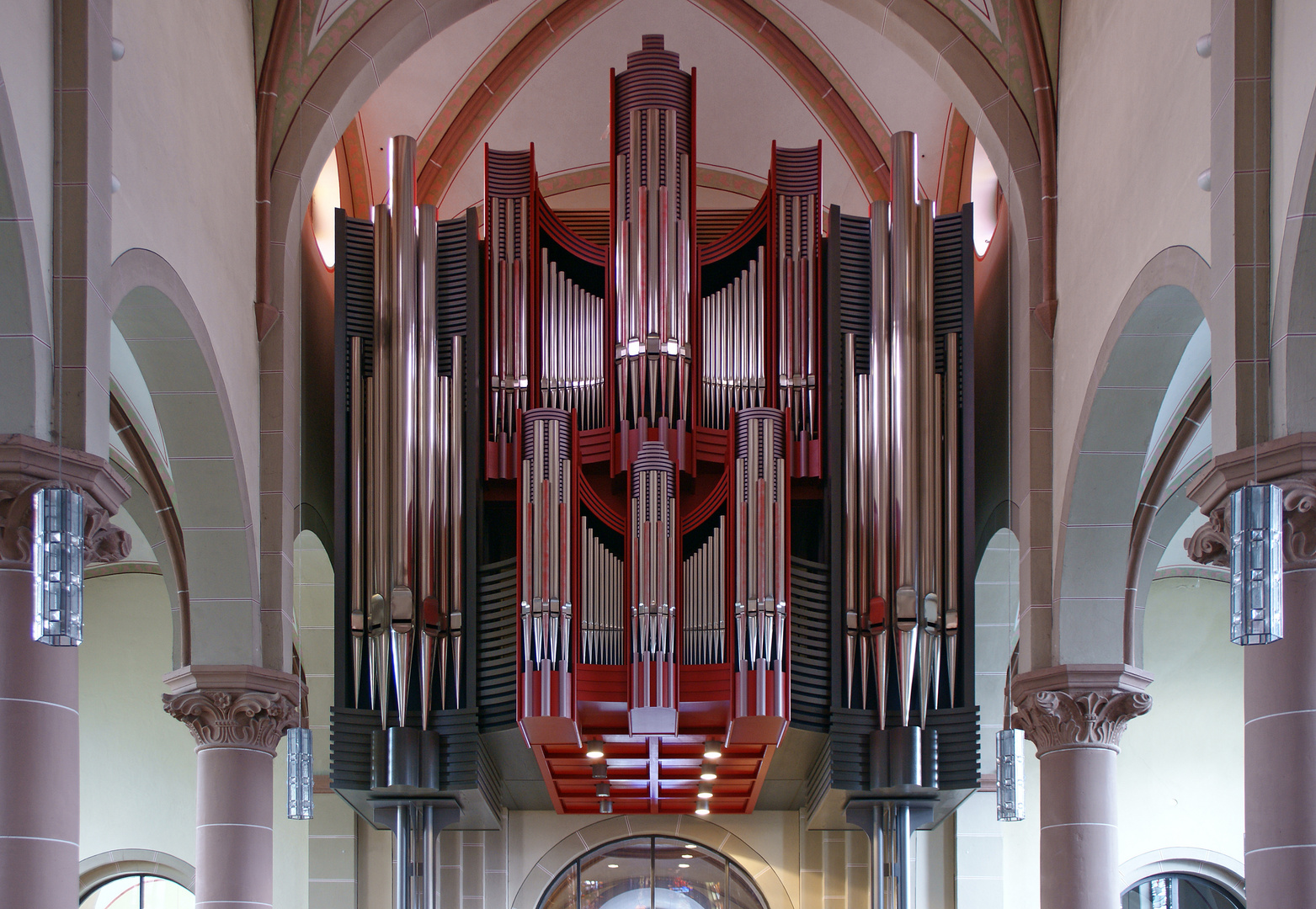 Orgel-Prospekt
