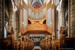 Orgel Salvator oder alte Stadtkirche Duisburg ...