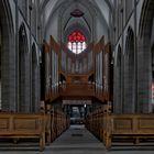 Orgel Salvatorkirche