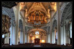 Orgel St. Andreas Düsseldorf ....