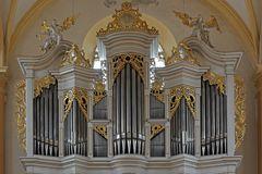 Orgel von St. Veit ~ Iphofen