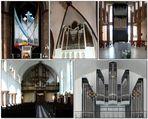Orgeln - mal klassisch, mal modern