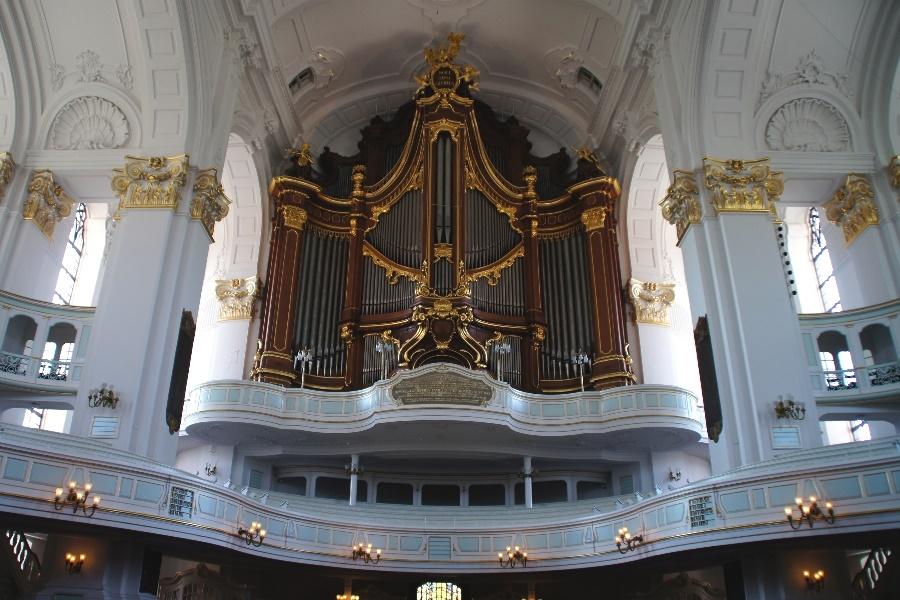 Orgelwerk St. Michaelis, Hamburg