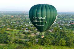 ...Oriental Ballooning...
