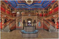 Orientalische Halle