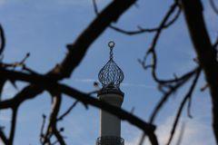 Orientalische Turmspitze