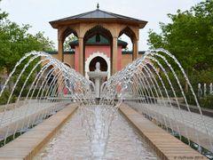 Orientalischer Garten in Berlin