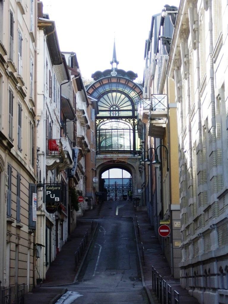 Original Evian Building, Evian France
