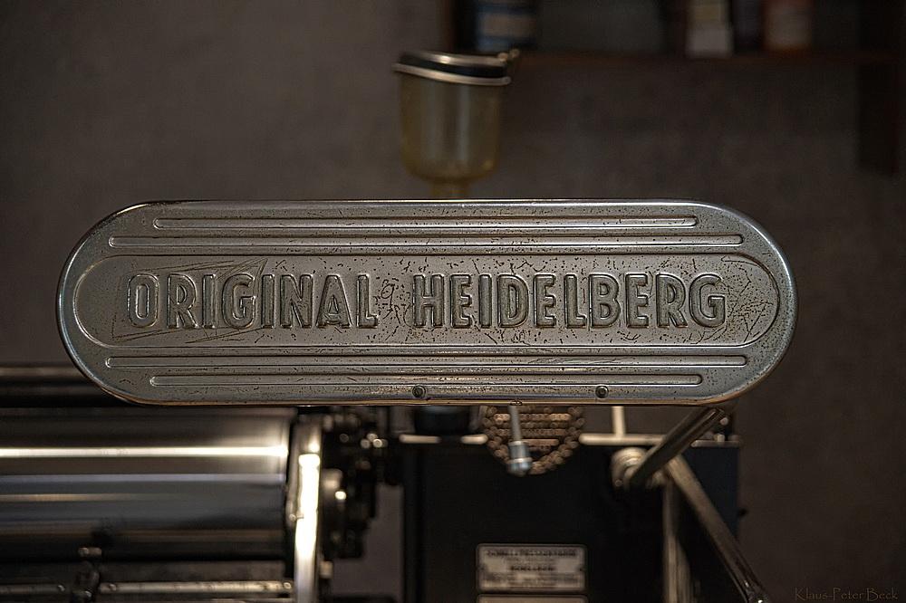 Original Heidelberger