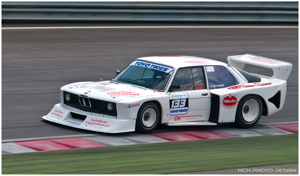 Original Schnitzer BMW 320 Turbo Gruppe 5 - Karl Oppitzhauser