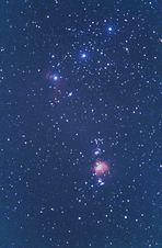 Orion- und Pferdekopfnebel