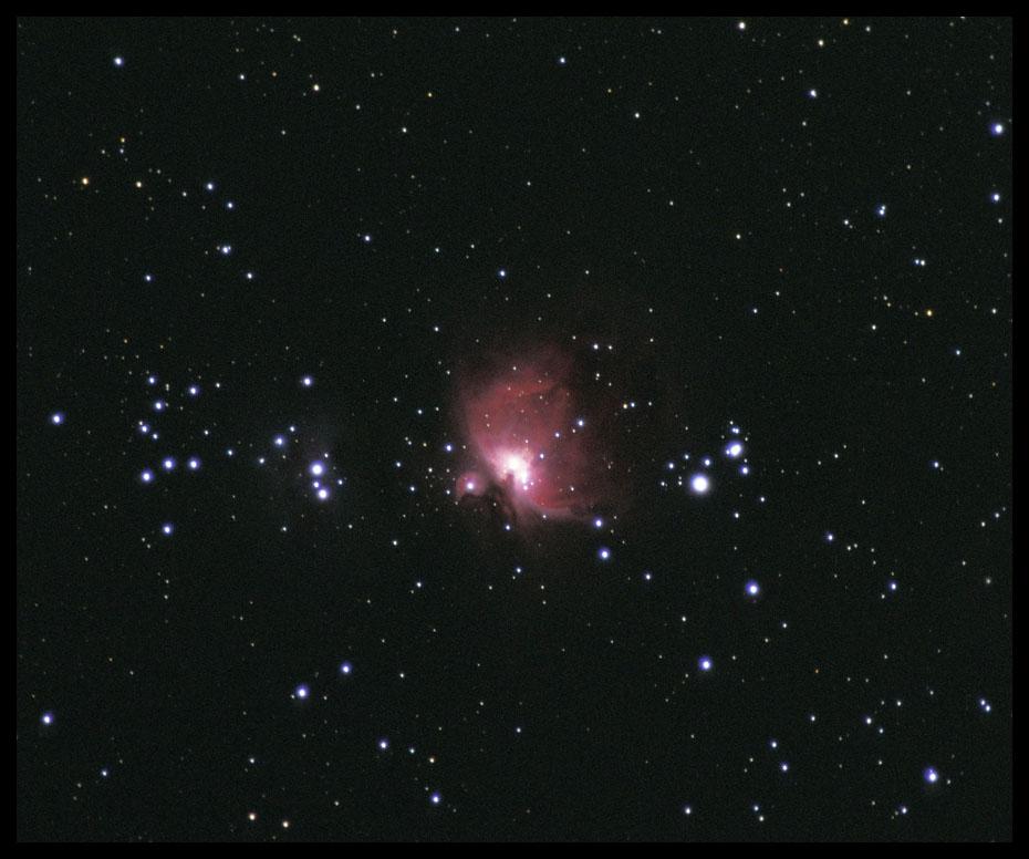 Orionnebel (bei 300mm)