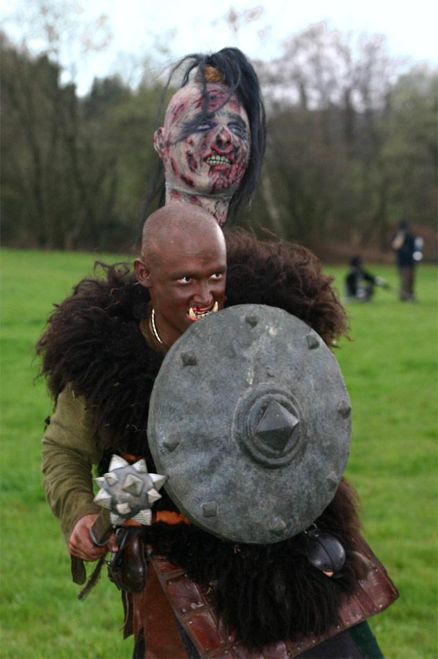 Ork Krieger