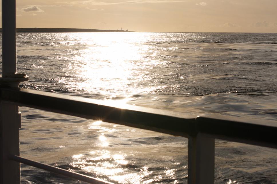 Orkney Island sunset